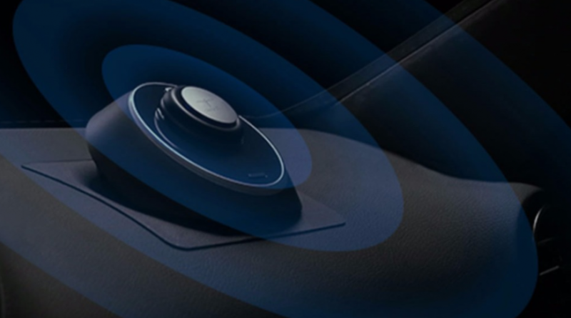 Автомобильный гаджет от Xiaomi - очиститель воздуха CleanFly Car Anion Air Purifier M1