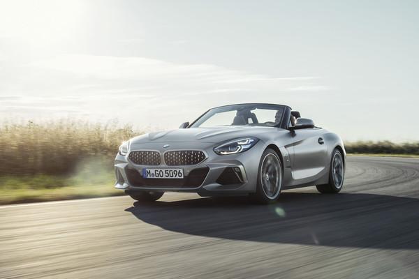 Третье поколение Z BMW Z4