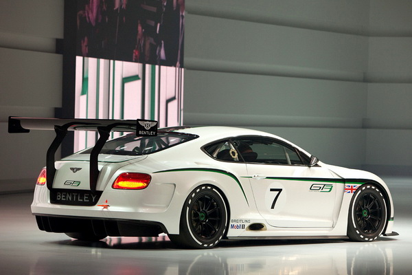 3 Bentley Continental GT