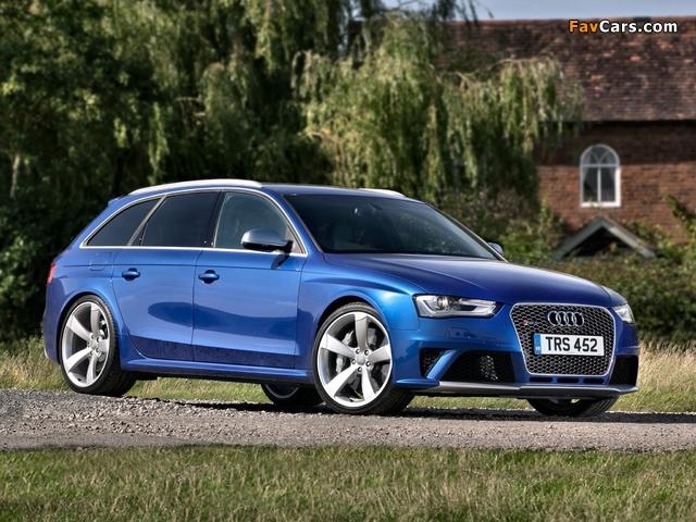 Audi RS4 V Avant