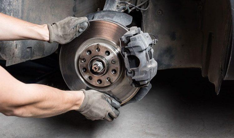 замена и ремонт тормозных колодок